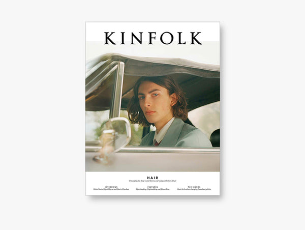 Magazine – Issue 28 fra Kinfolk