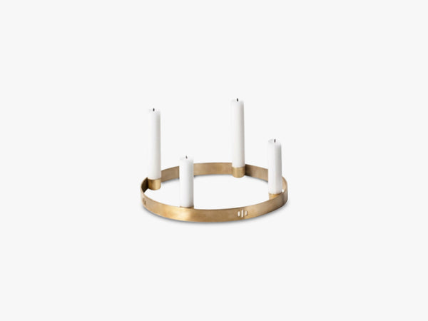Candle Holder Circle - Small fra Ferm Living