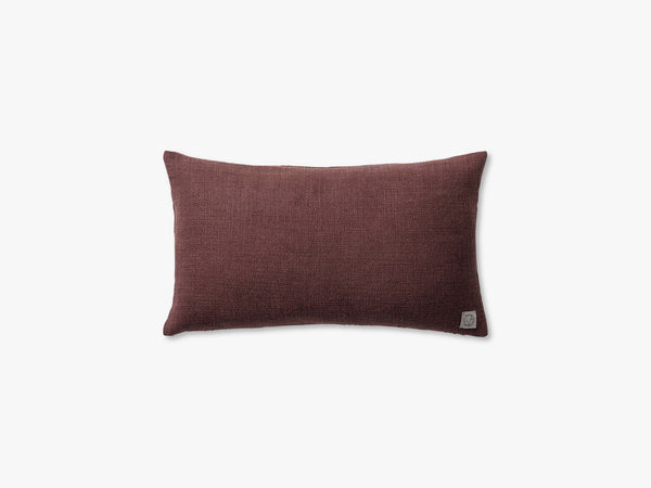 Collect Cushion SC27 - 30x50, Burgundy/Heavy Linen fra &tradition
