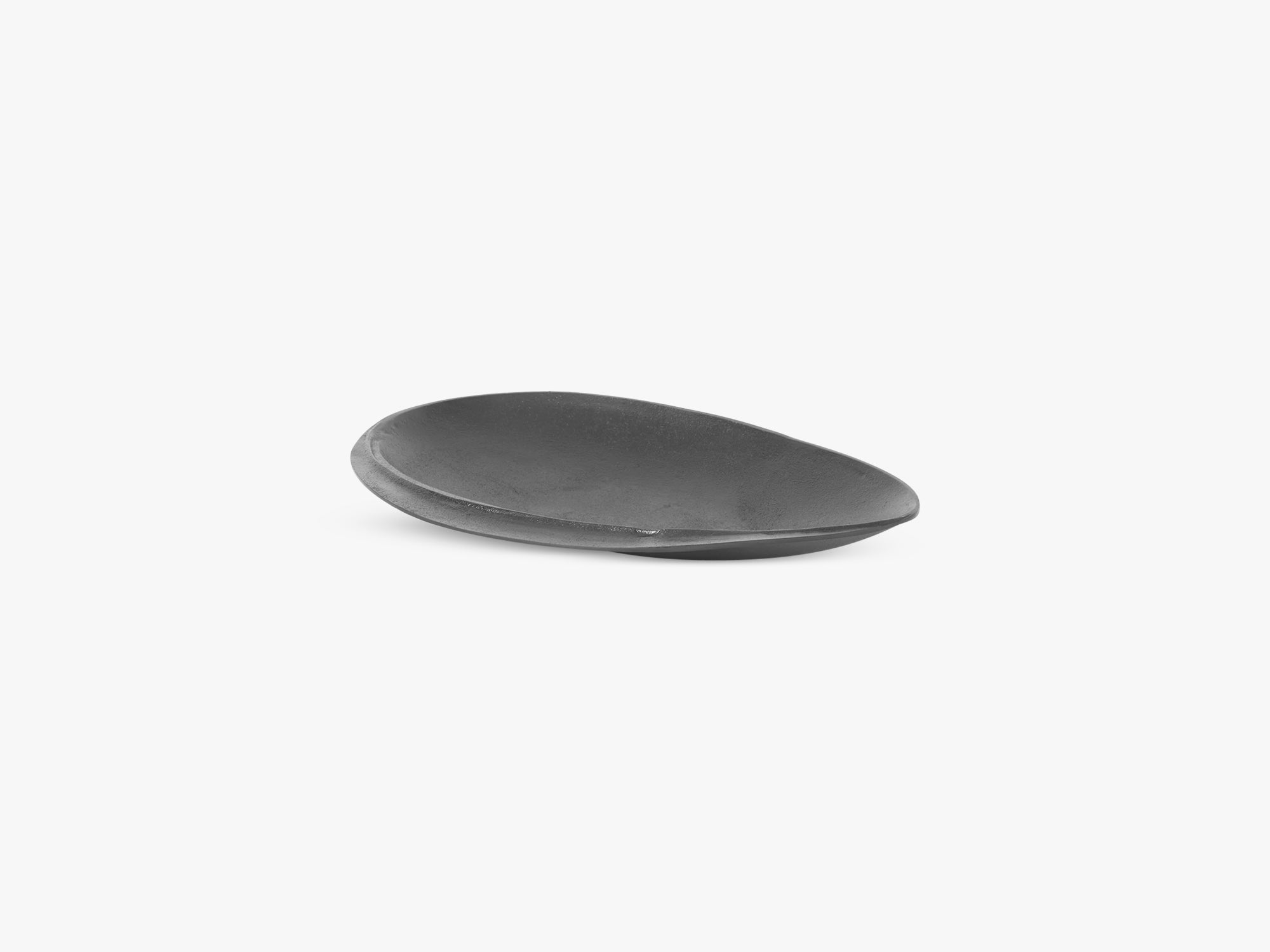 Forest Tray Large, Black Brass fra Ferm Living