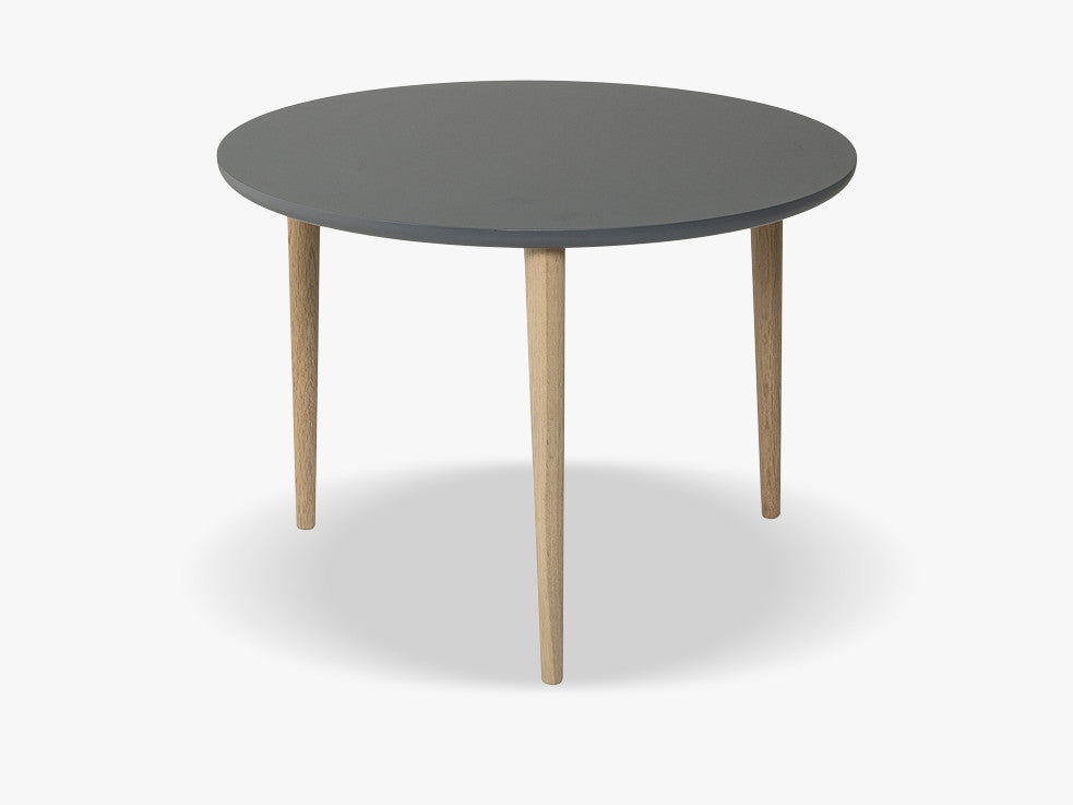 Noa Coffee Table, Grey, Nano fra Bloomingville