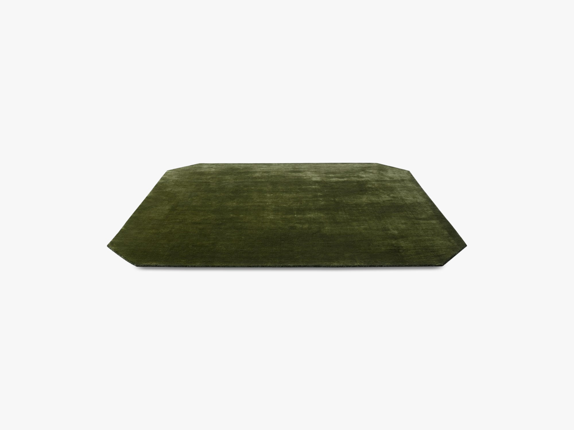 The Moor Rug - AP8, Green Pine fra &tradition