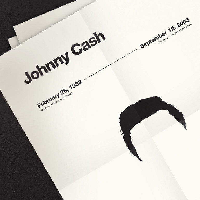 Never Forget - Johnny Cash fra Ejvind Arthur