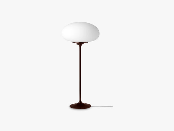 Stemlite Table Lamp - H70, Black Red fra Gubi