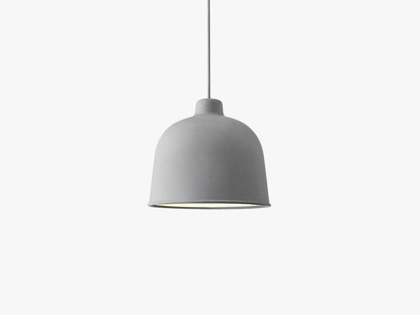 Grain Pendant Lamp, Grey fra Muuto