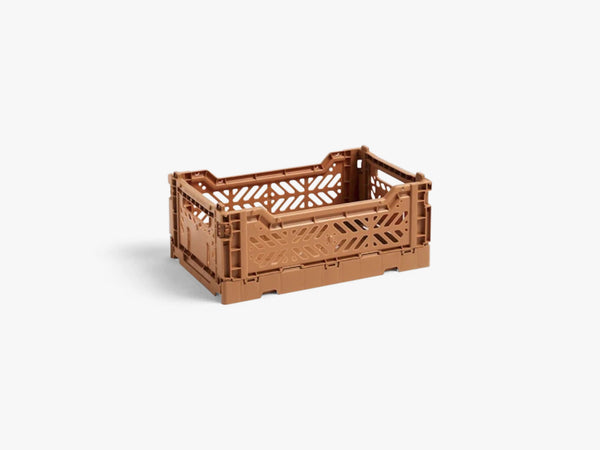 Colour Crate Small, Tan fra HAY