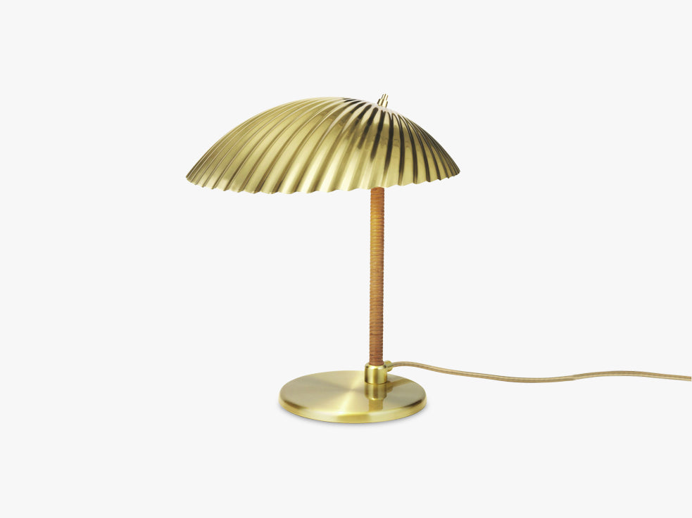 5321 Table Lamp, All brass fra GUBI