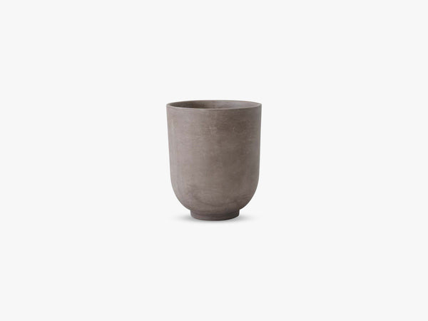 Collect Planter SC44 Medium, Silver Grey fra &tradition