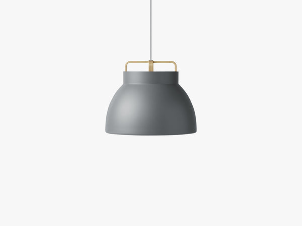 Voyage Pendant M3, Ø46 Dark Grey/Oak fra MILLION