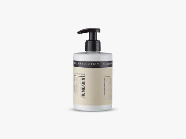 02 Hand Lotion, 300 ml - Elderberry And Birch fra Humdakin