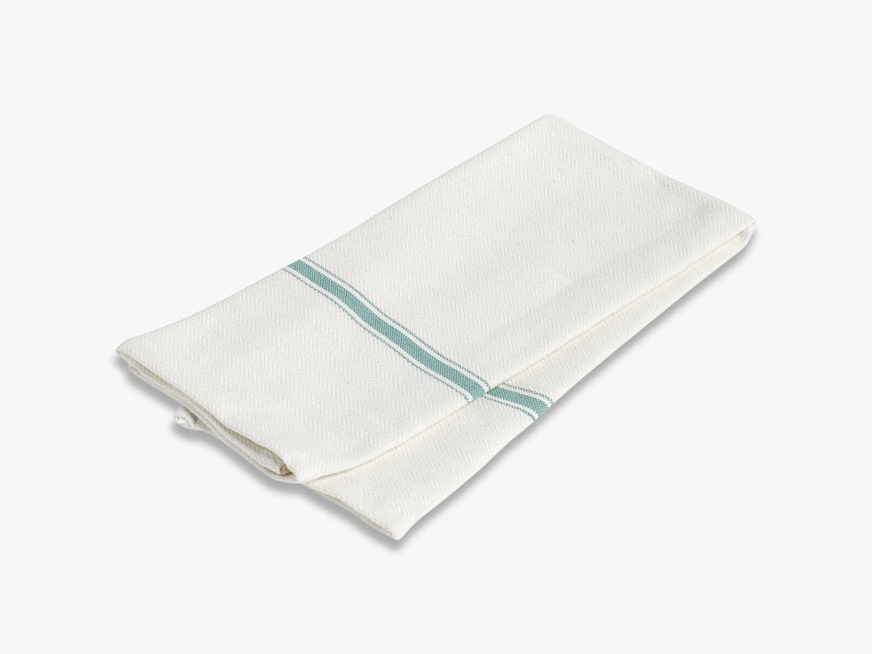 Kitchen Towels Set of 2, Dusty Green fra HAY