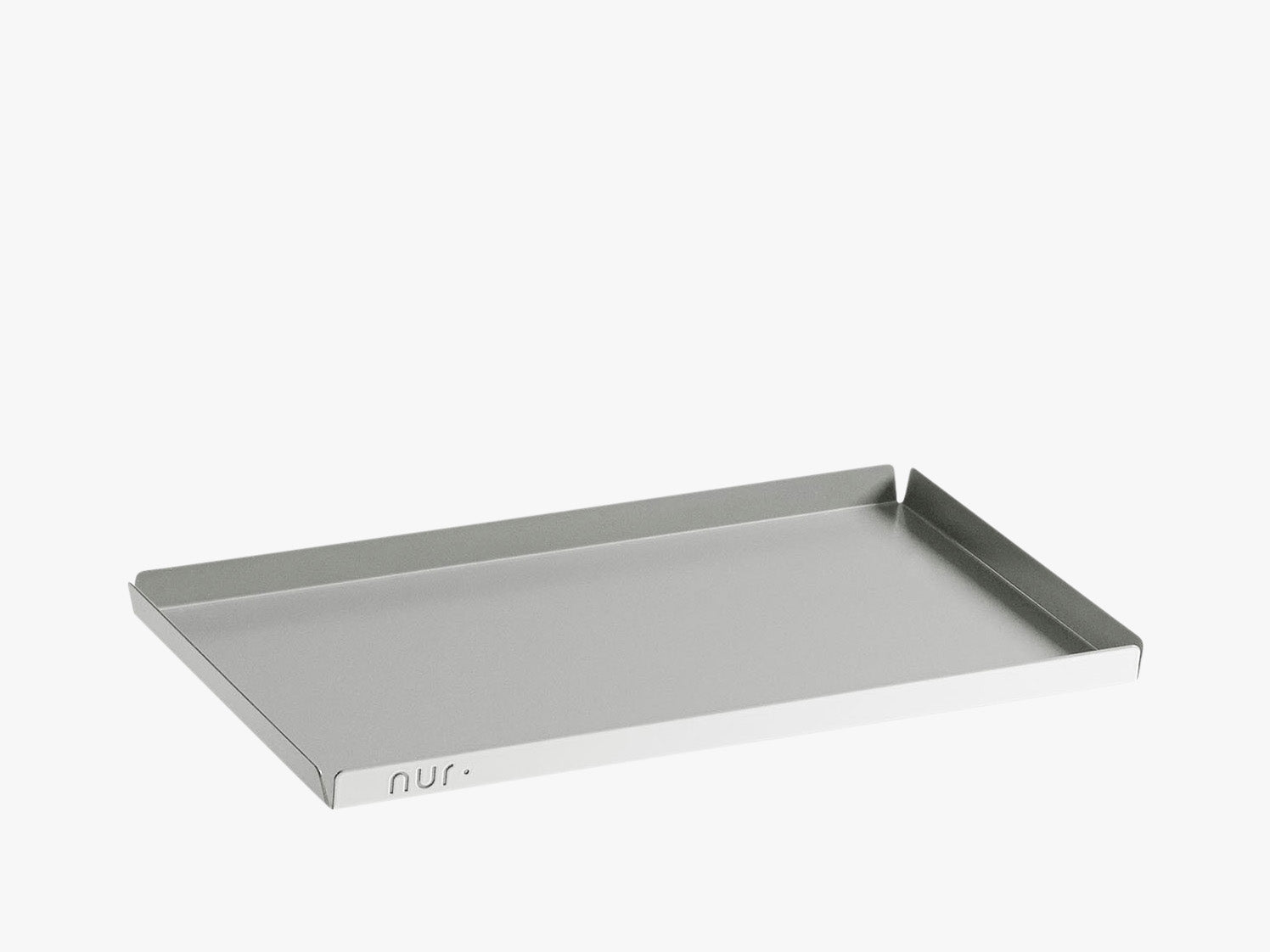 NUR Tray Large, Light Grey fra NUR
