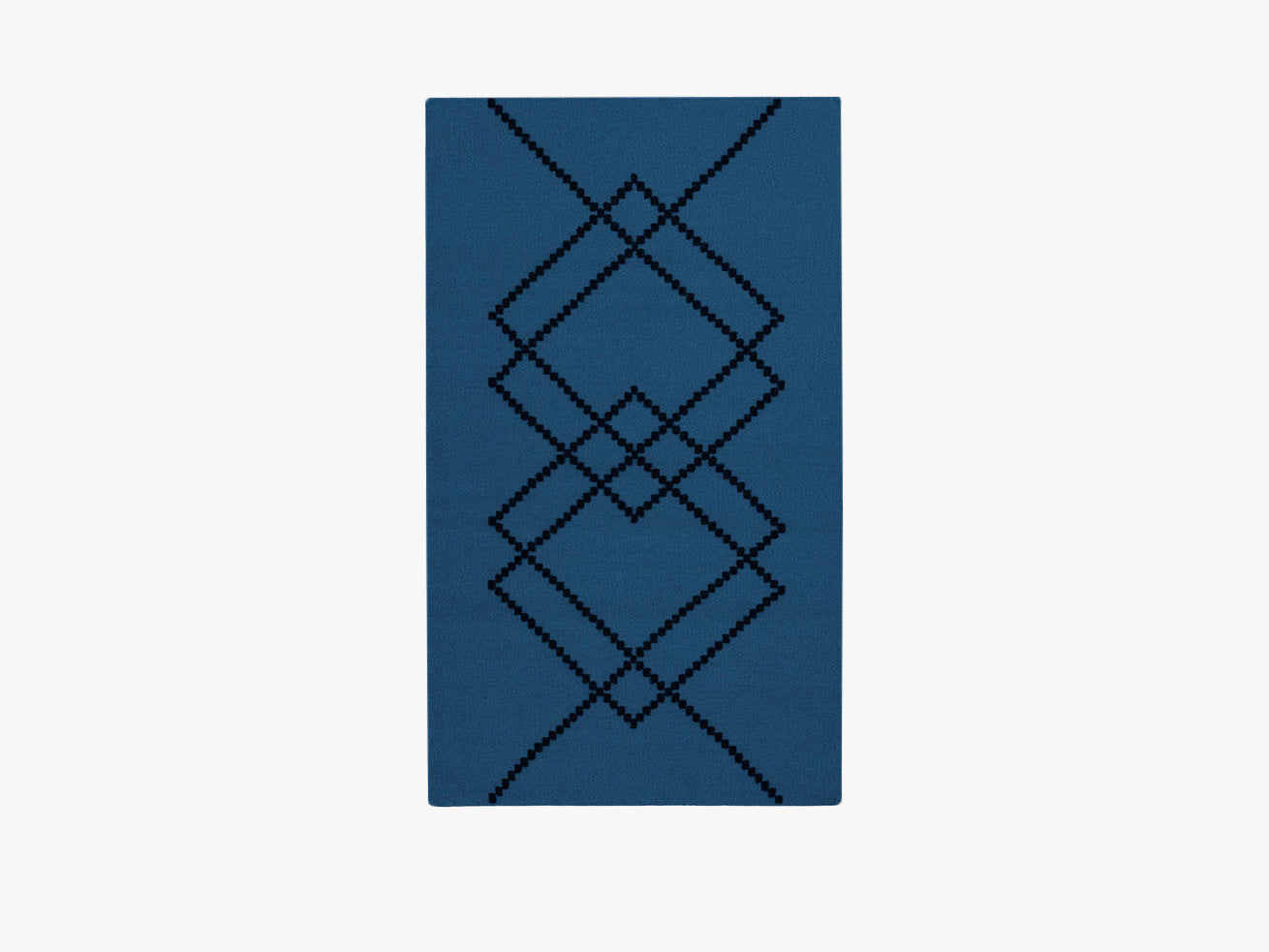 Rug Borg - 80x140 - Royal Blue fra Louise Roe
