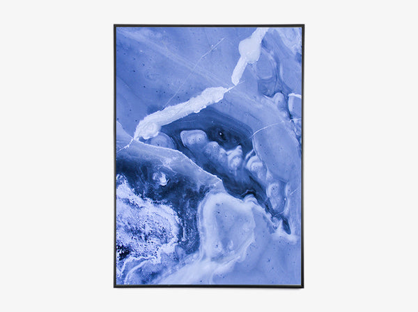 Liquid Marble - Beautiful World Plakat fra Beautiful World