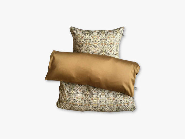 Baby Bedding, Gold fra Homeyness