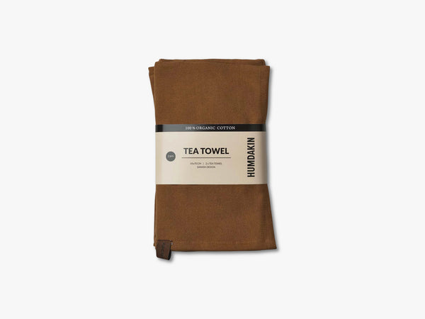 Organic Tea Towels, Sunset fra Humdakin