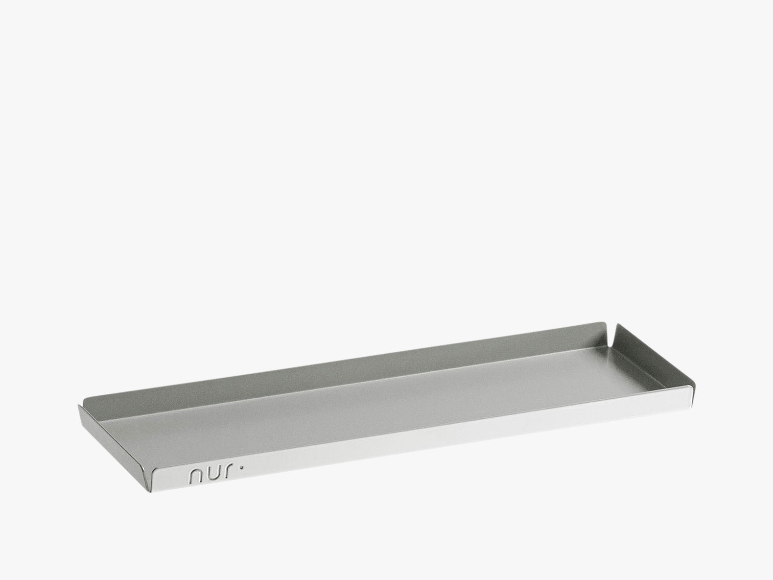 NUR Tray Long, Light Grey fra NUR
