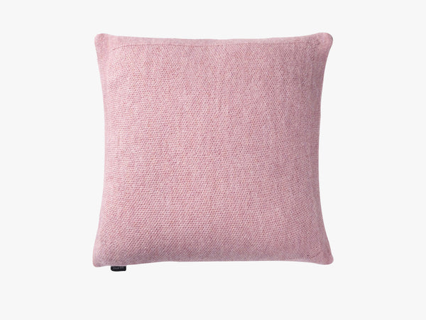 Pique Knit Pude - Rosa fra Louise Roe