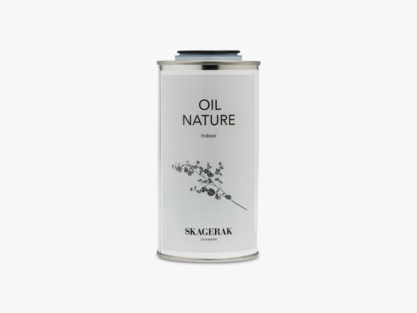 Oil, nature, indoor fra SKAGERAK