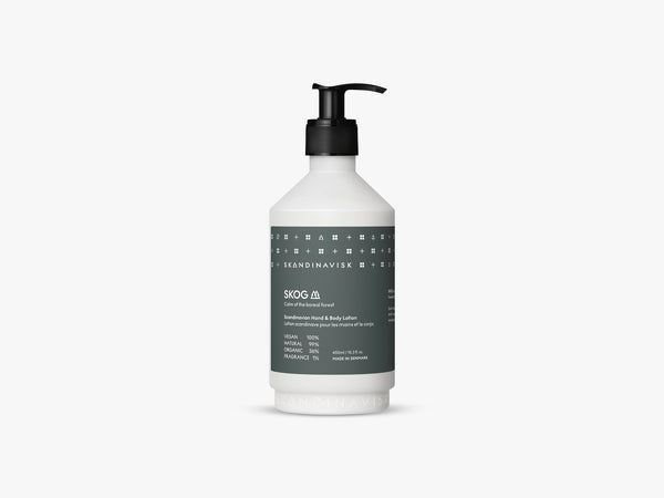 SKOG Hand & Body Lotion 450ml fra Skandinavisk