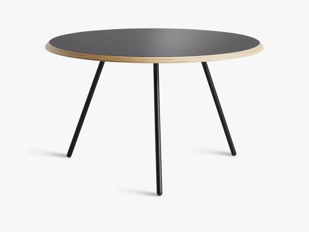 Ø75 High Soround Coffee Table fra WOUD