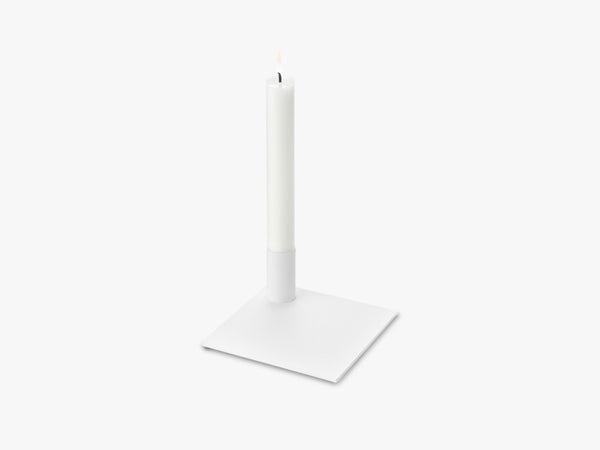 SQUARE, white fra MALLING LIVING