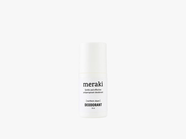 Roll On Deo 50ml, Northern Dawn fra Meraki