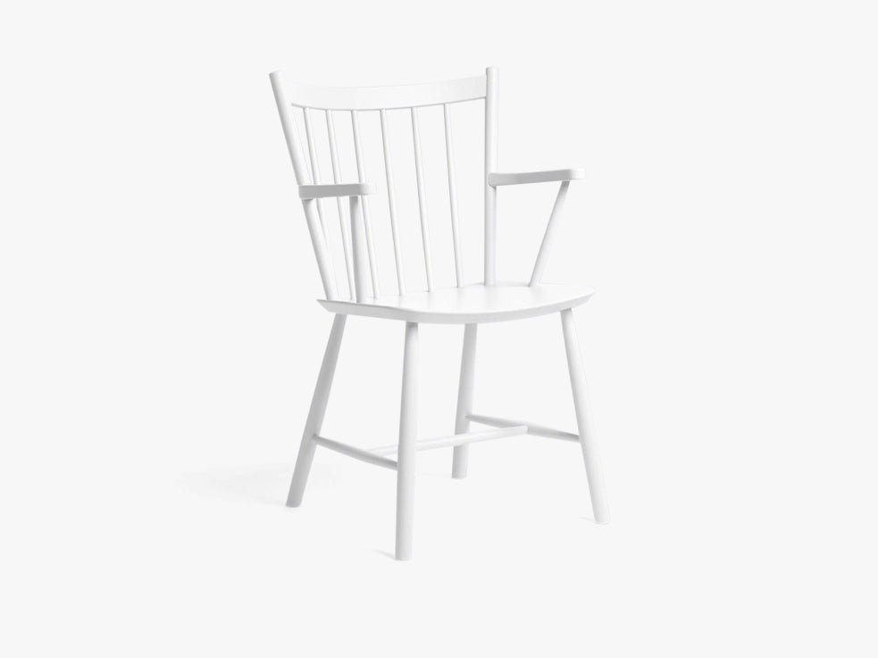 J42 Chair, white fra HAY
