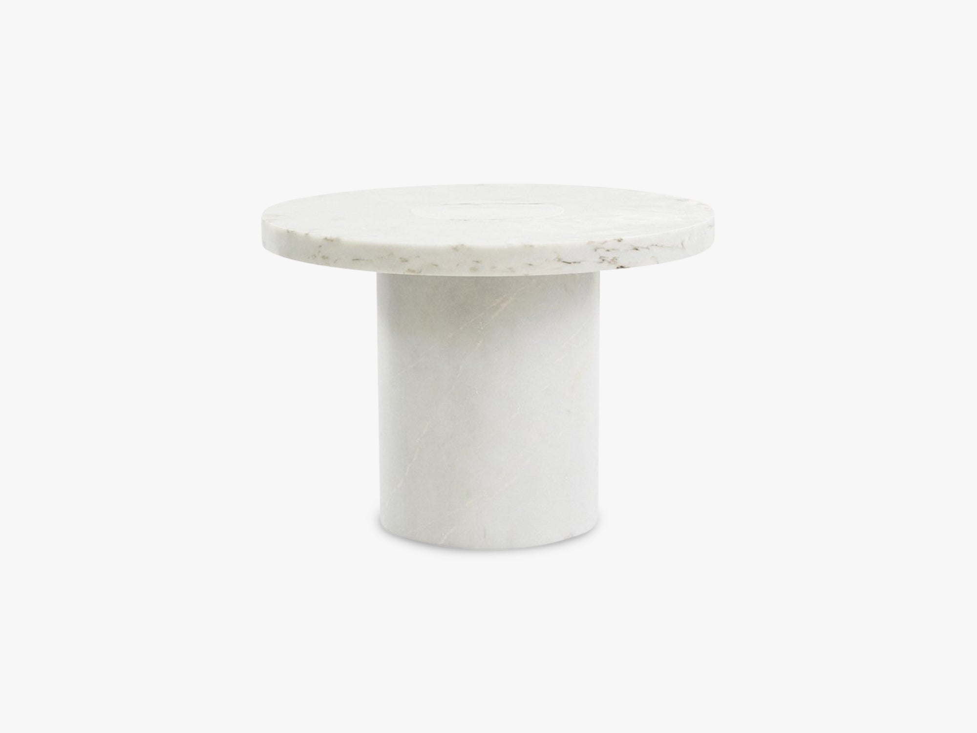 Sintra Table Marble Edition Large, White fra FRAMA