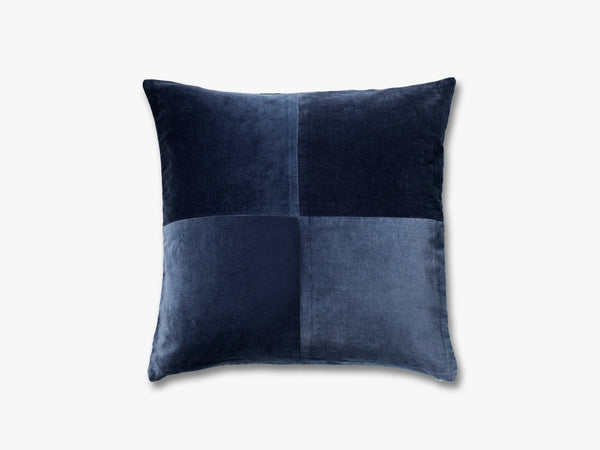 Square - 50x50, Dark denim fra To BE Living