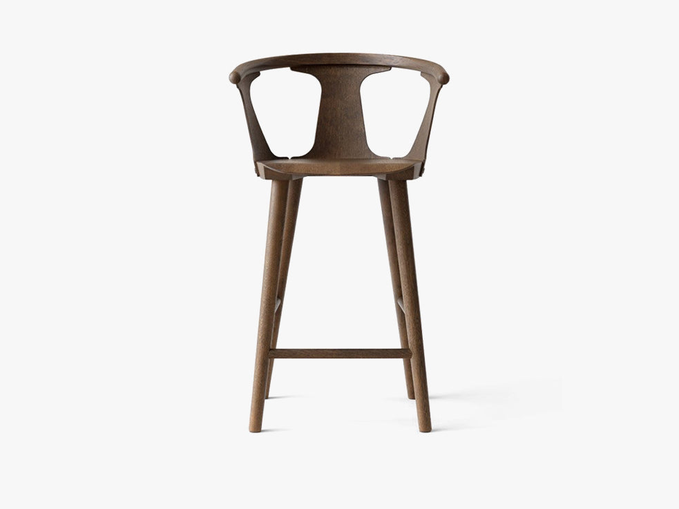 In Between Bar Stool - SK9, Smoked oiled fra &tradition