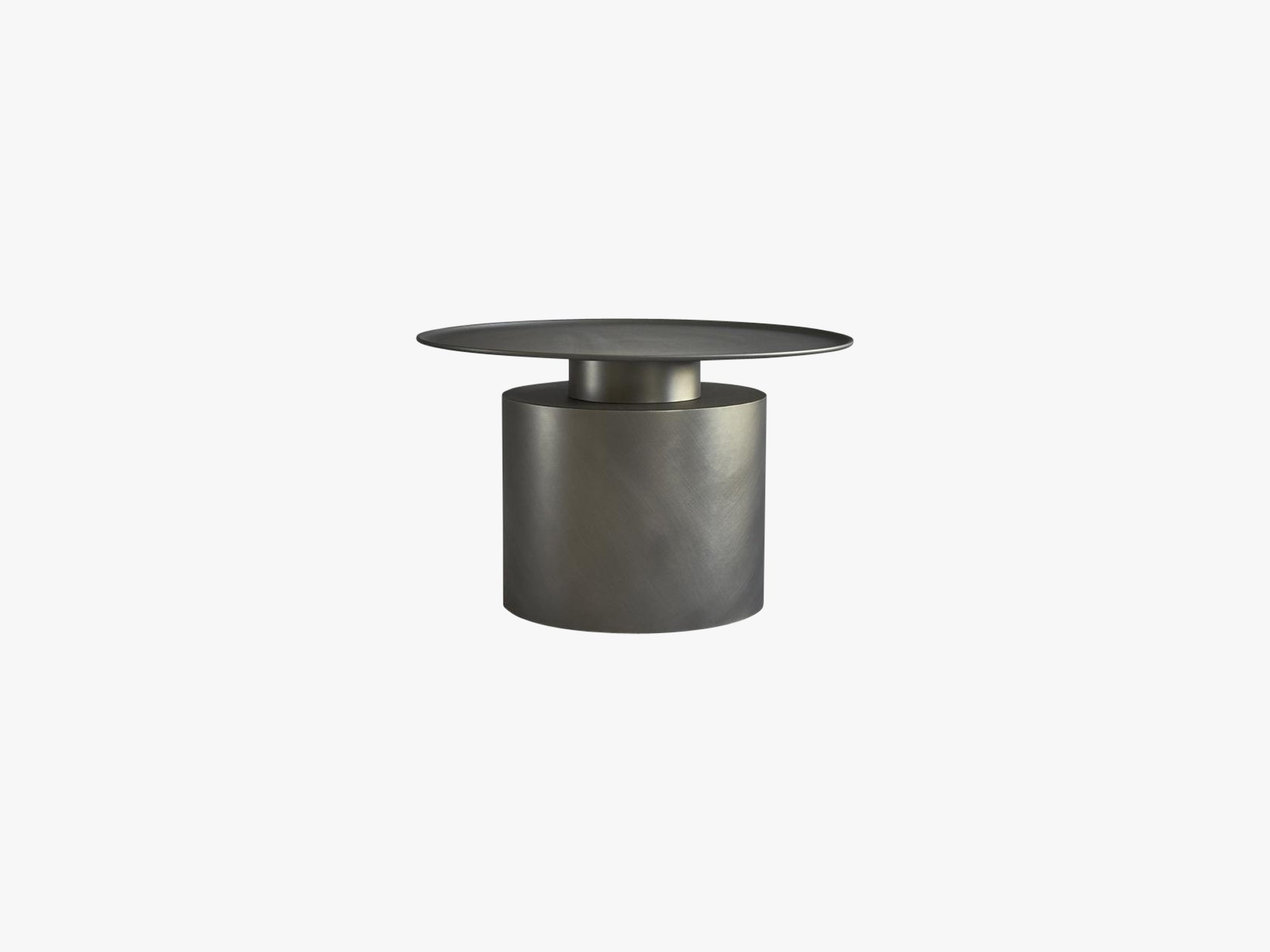 Pillar Table, Low, Zinc fra 101 Copenhagen