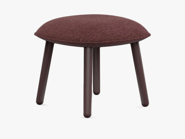 Ace Footstool Nist - Dark Red fra Normann Copenhagen