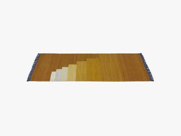 Another Rug - AP1, Yellow Amber fra &tradition