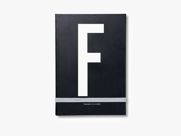 F - Personal notebook fra Design Letters