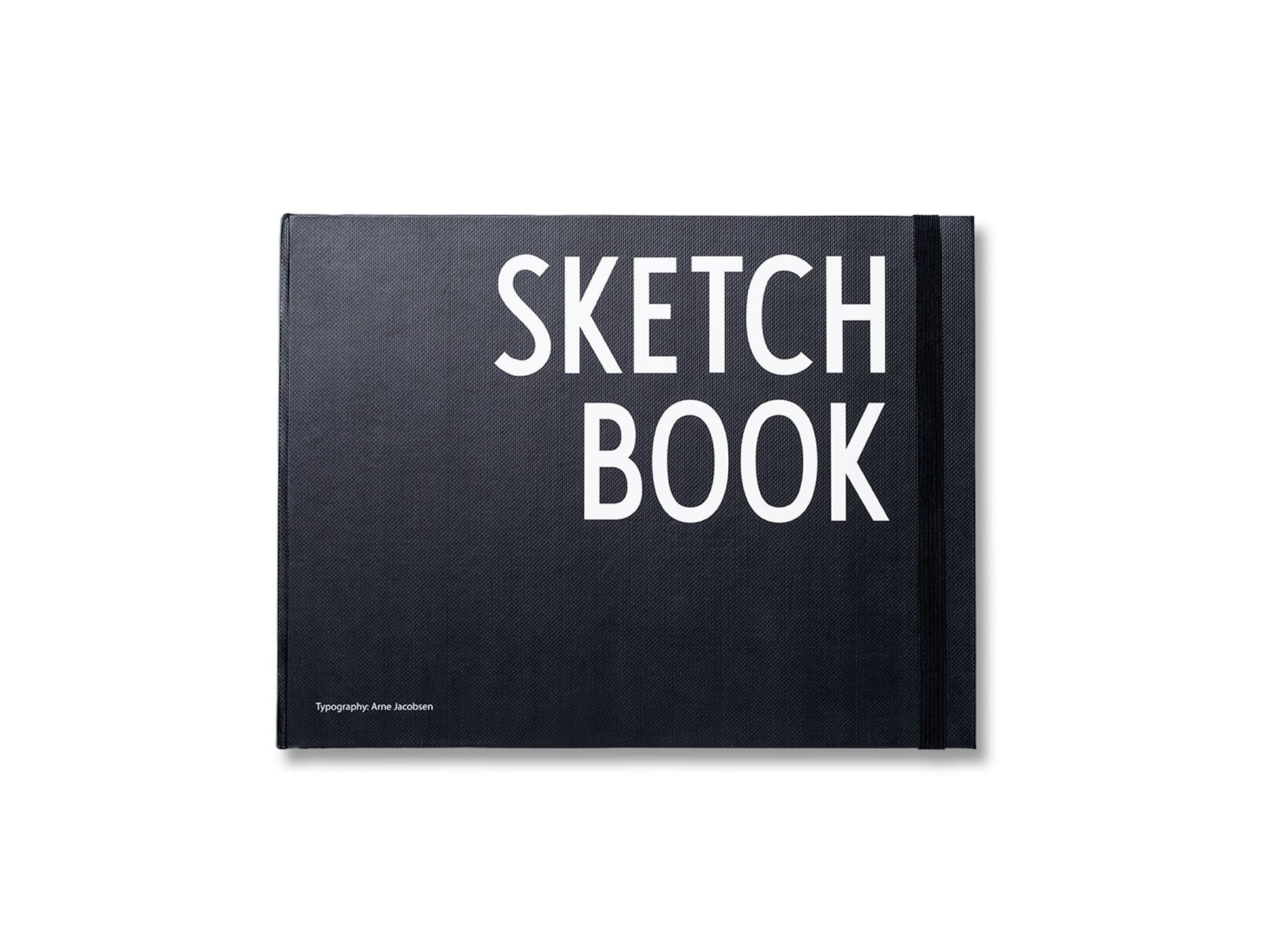 Sketchbook fra Design Letters