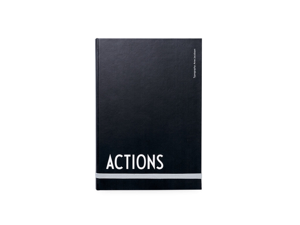 Actions fra Design Letters