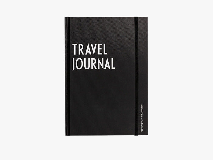 Travel Journal fra Design Letters
