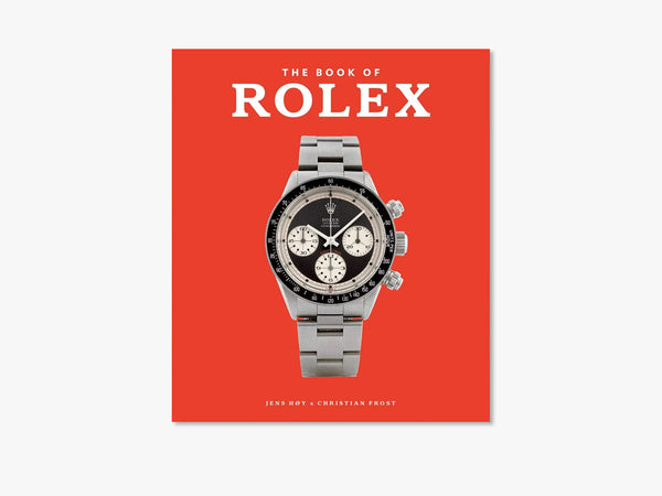 The Book Of Rolex fra NEW MAGS