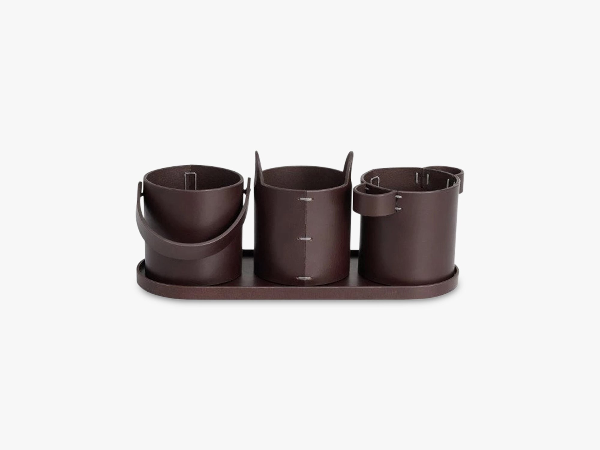 Buckets Leather by Mia Lagerman fra Fritz Hansen