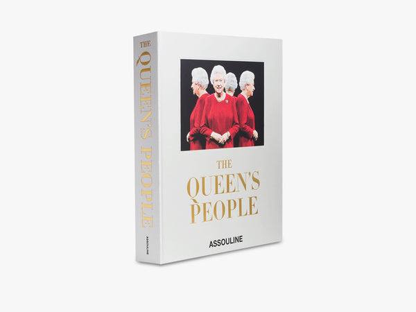 The Queen's People fra Assouline