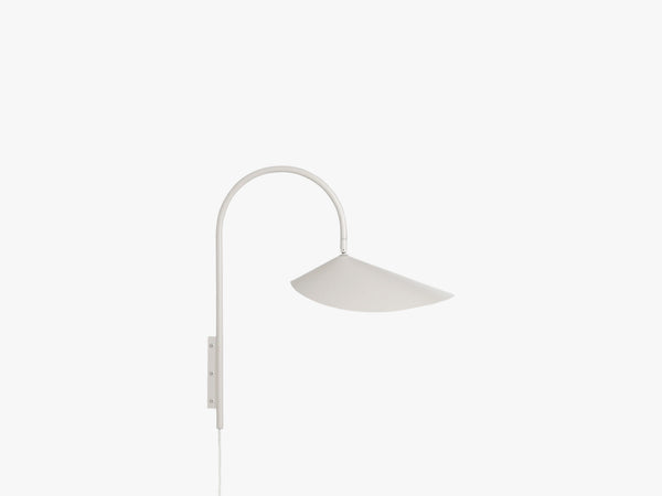 Arum Wall Lamp, Cashmere fra Ferm Living