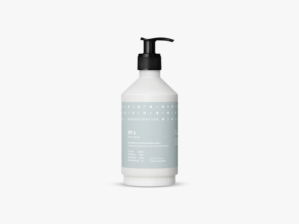 ØY Hand & Body Lotion 450ml fra Skandinavisk
