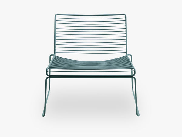 HEE Lounge Chair, Asphalt Grey fra HAY