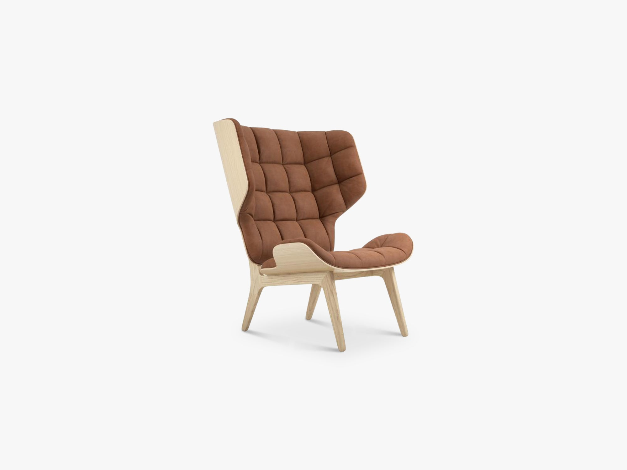 Mammoth Chair, Naturel/Rust fra NORR11