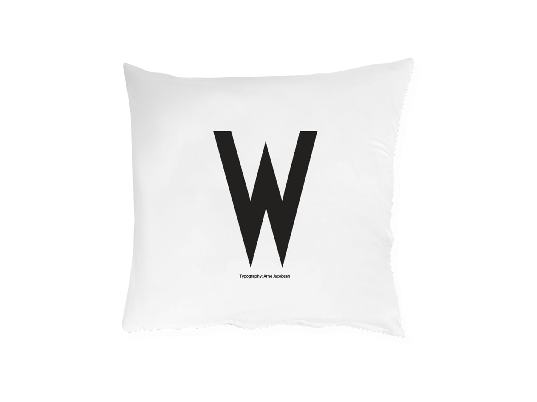 W - PERSONAL PILLOW AJ fra Design Letters