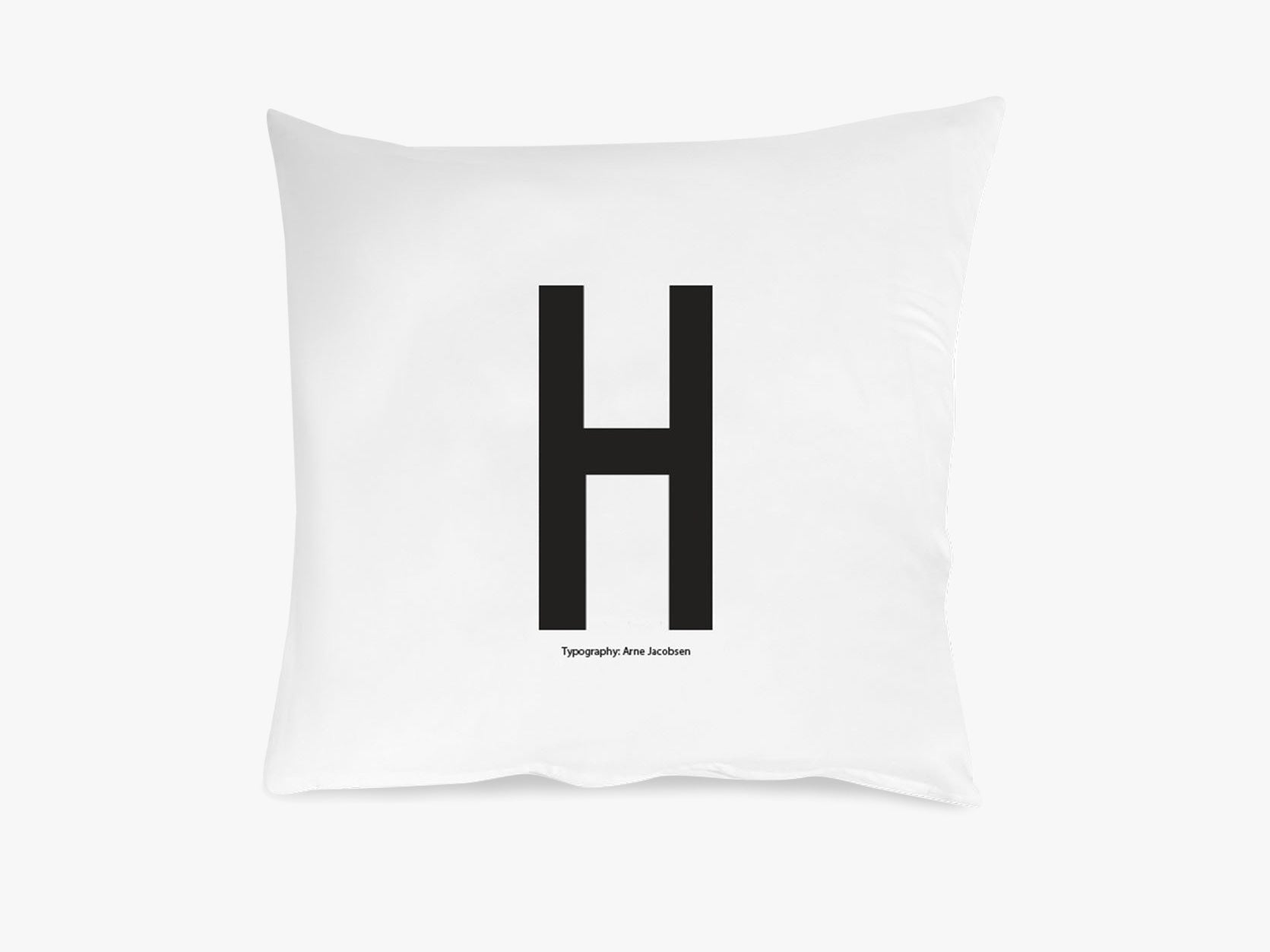 H - PERSONAL PILLOW AJ fra Design Letters