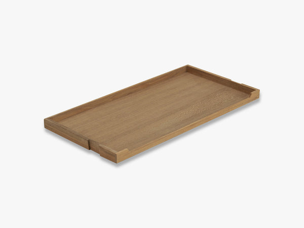 Nomad Shelf 25, Teak, Veneer Bottom fra SKAGERAK