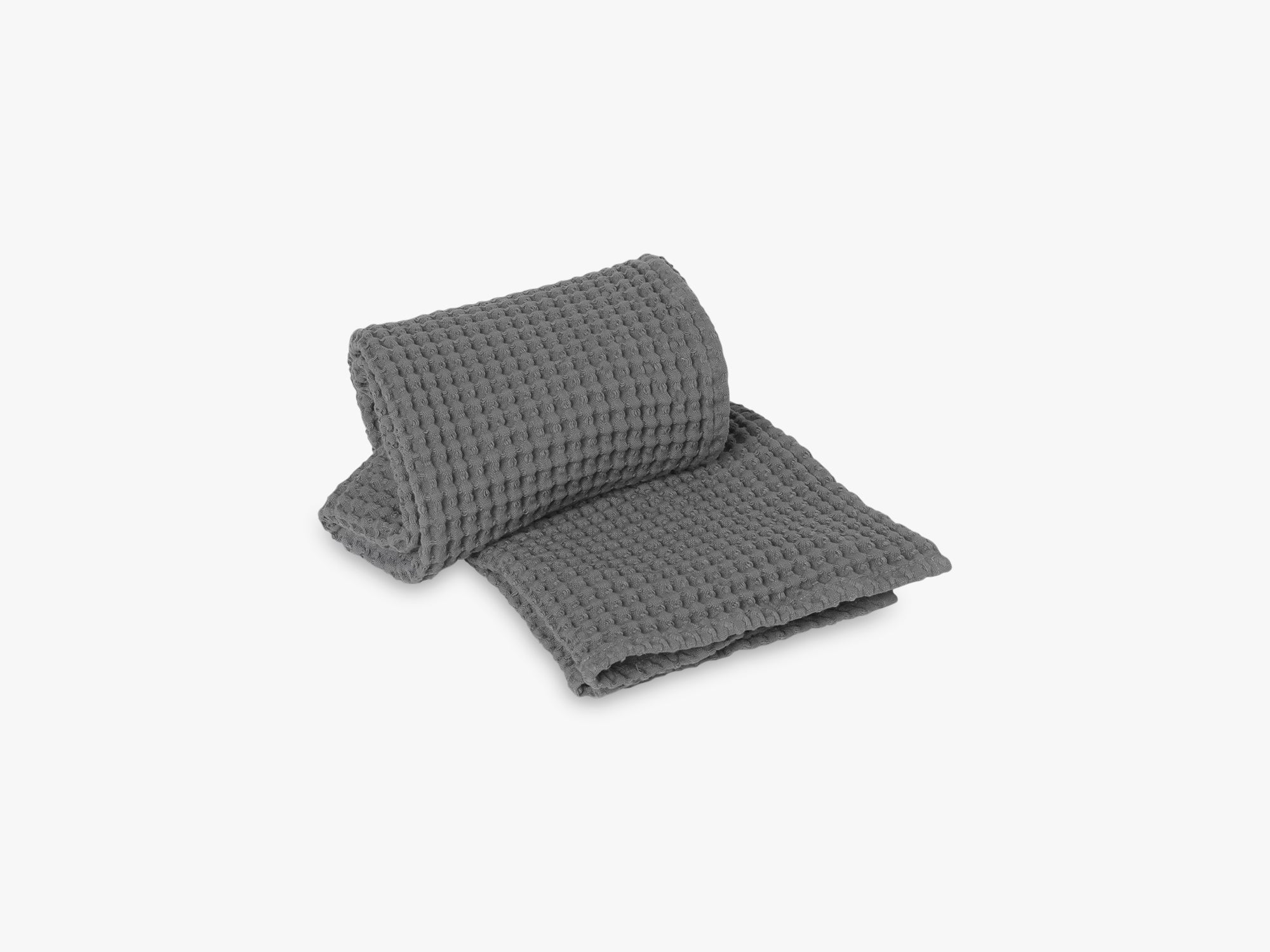 Organic Bath Towel, Grey fra Ferm Living