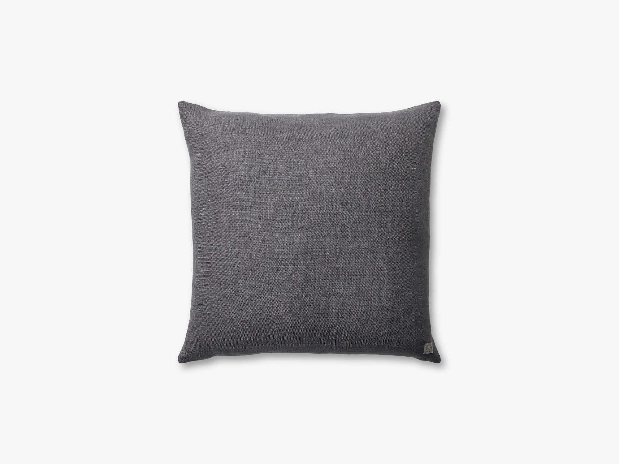 Collect Cushion SC29 - 65x65, Slate/Heavy Linen fra &tradition